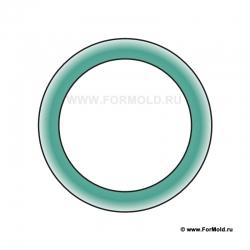 Кольцо уплотнительное, 2-10108-10000/P02 (Rectus OR0890X190V). Parker. Для воды, для охлаждения, для нагрева пресс-форм.