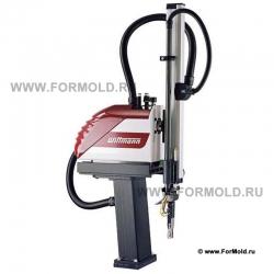 Робот для пресс-форм, Wittmann WP80. Робот для ТПА.  Робот +для термопластавтомата. Извлекатель литников