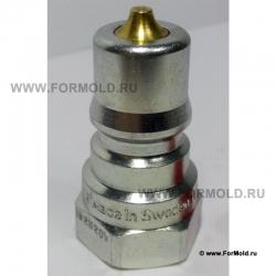 Ниппель быстроразъемного соединения (БРС Tema IB). БРС ISO B. БРС ISO 7241. БРС гидравлические