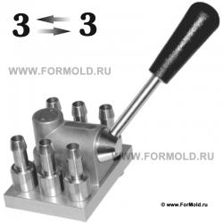 Мульти-соединение БРС для охлаждения, Tekno-met T109.06