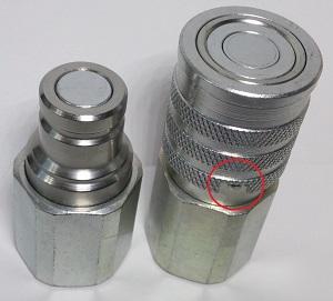 Parker Tema FEM. Tema IF. Гидравлические быстроразъемные соединения, отвечают требованиям стандарта ISO F (ISO 16028). Имеют плоский клапан, что позволяет отсоединять без утечек транспортируемой жидкости (Сухое размыкание). Оснащены защитой от случайного отсоединения. Совместимость с TST 072.10, TST 072.12, RTC 072.10, RTC 072.12, Staubli MPX10, Staubli MPX 12, Staubli MPX 06