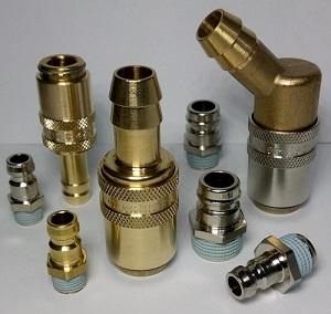 Parker. Rectus 10, Rectus 11, Rectus 12. Подходят для пневматических систем, но чаще используются в системах термостатирования (т.е. системах нагрева и охлаждения) литьевых пресс-форм. Совместимость с TST 060, TST 090, TST 190. CSK 090-13, SK 090-13, CSK 060-09, SK 060-09, Hasco Z80/13, Z801/13, Z81/13/R1/4, Z80/9, Z801/9
