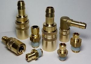 Parker. Rectus 86, Rectus 87, Rectus 88. Подходят для пневматических систем, но чаще используются в системах термостатирования (т.е. системах нагрева и охлаждения) литьевых пресс-форм. Совместимость с TST 6, TST 9, TST 16. HK 9-13, HVK 9-13, HK 6-09, HVK 6-09. DME SVK109,  SVK113, SK109, SK113